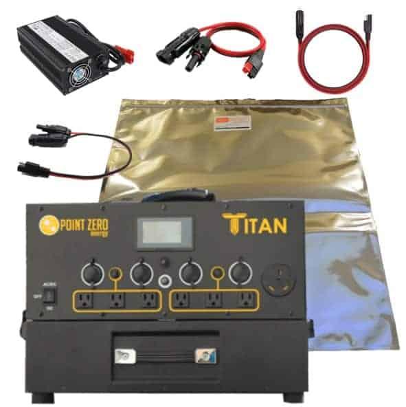 Titan No Panels XXL