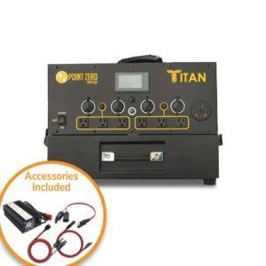 Titan Generator (No Panels)