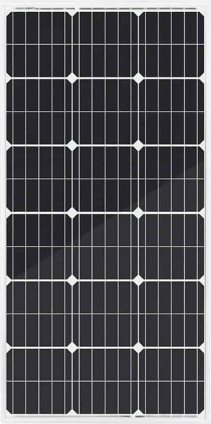 100w Mono Rigid Panel