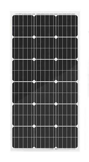 Bordered 100w Mono Rigid Panel