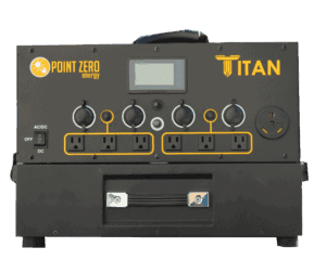 Titan+ 2000 Flexx Kit