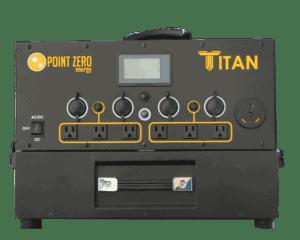 Titan Solar Generator 1 Battery