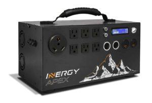 Inergy Apex Solar Generator