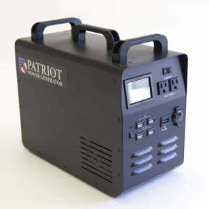 Patriot 1800 Solar Generator