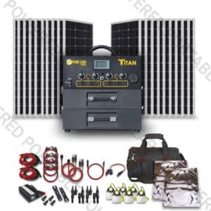 Titan+ 2000 Rigid Kit