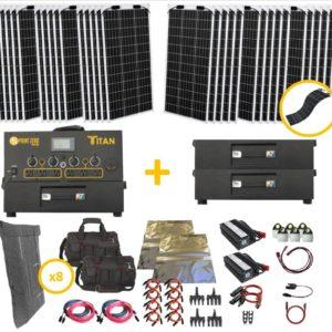 Titan++ 4000 Flexx Kit