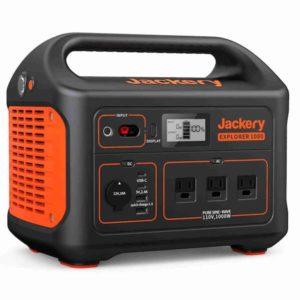 Jackery Explorer 1000 Portable Solar Power Station