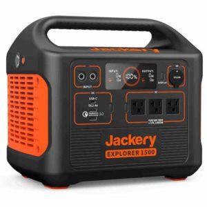 Jackery Explorer 1500 Portable Solar Power Station