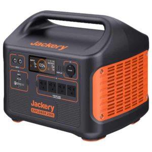 Jackery Explorer 2000 Portable Solar Power Station